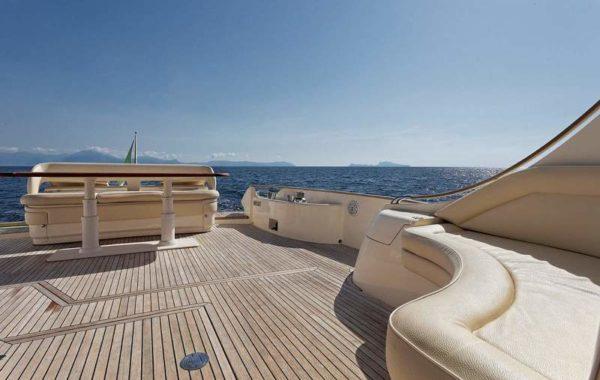 SEA PASSION mochi64 charter yacht