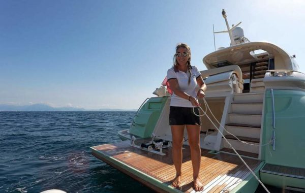 SEA PASSION dolphin64 charter yacht (2)