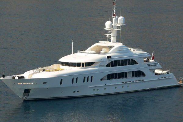 Motor Yacht Sensation (7)